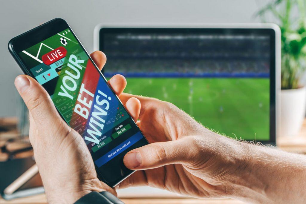Sportsbetting på mobil